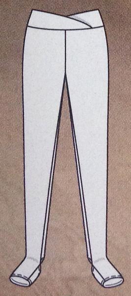 Leggins #107 - Quelle: Burda Style